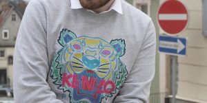 New Year, New (Instagram-)Me? + Outfit: Tiger x KENZO
