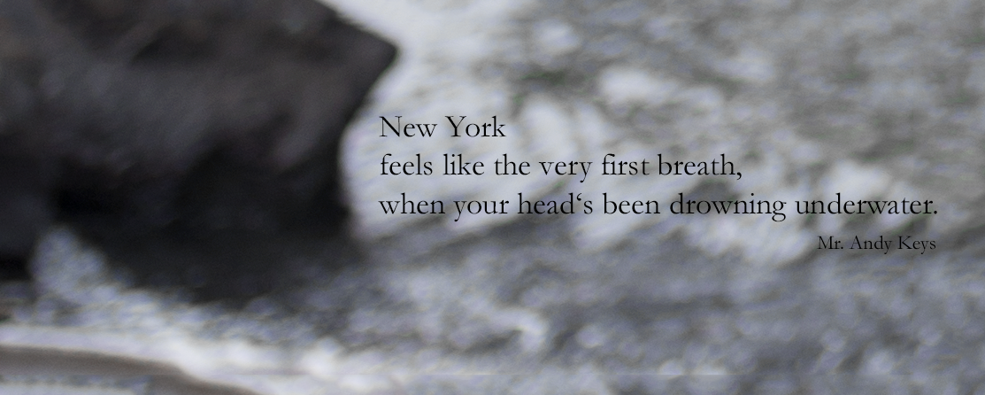an ode to new York