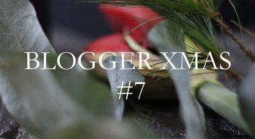 BLOGGER XMAS #7: Giveaway