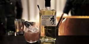 Event: Suntory Whisky Toki Launch #ItsTokiTime